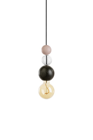 QUU DESIGN, QUU Lamp, Large BGR