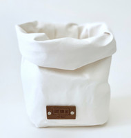 Bunny storage basket, white size 15x15cm, ENJOY YOUR LIFE BY DEMI
