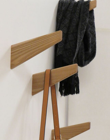 RUOKO design NOSE -wall hanger 3pcs