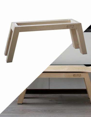 RUOKO design DIY SK8 bench / frame only