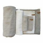VERA-VERA Verna Linen towel. Many size and colors.