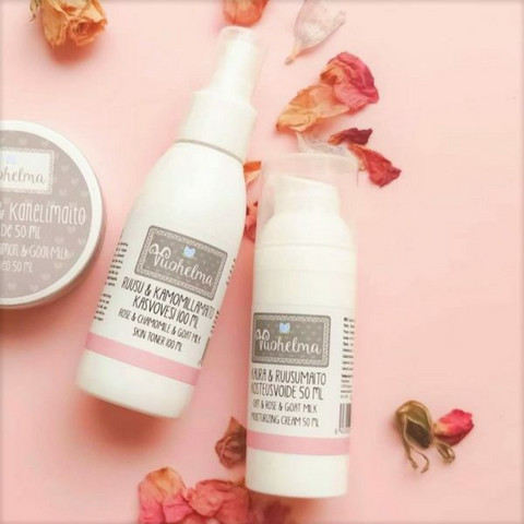 VUOHELMA Moisturizer and toner set