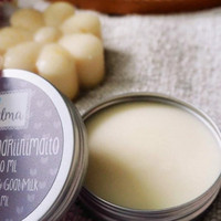 VUOHELMA Deovo cream and Salt & Calendula soap set