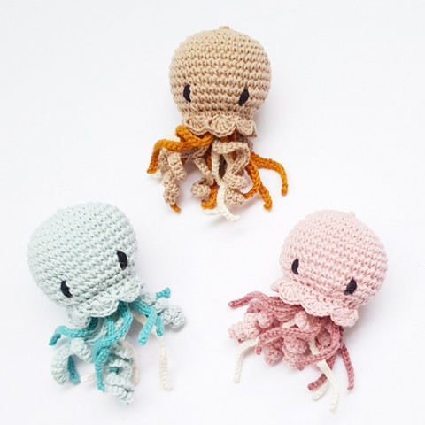 KoukussaDesign Jellyfish Toy