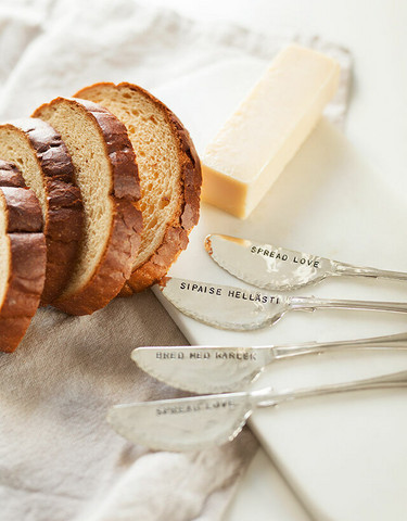 BelovedBrunou Spoon knife - With your own text