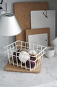BASKETS AND SMALL STORAGE