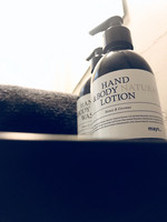 ALL NATURAL HAND & BODY LOTION Mild Honey and Coconut  ( Mayn )