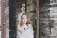 VERÄJÄ children´s hooded towel