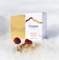 TUNDRA NATURAL handsoap, odourless WILD BERRIES