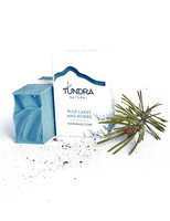 TUNDRA NAURAL  piece soap BLUE LAKES AND RIVERS