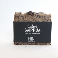 FIINI NATURALLY Coffee-soap