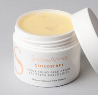 SNOWANNA Cloudberry face cream