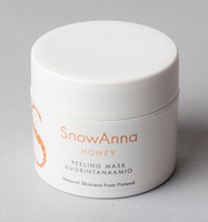 SNOWANNA Honey peeling mask / Sea buckthorn-honey