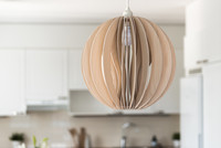 OHTO Nordic Home -HELMI Design Lamp, natural