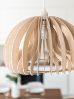 OHTO Nordic Home -KAJO Design Lamp, natural