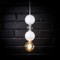 QUU DESIGN, QUU Lamp, Large WGW