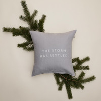 HEMPEA Nuvvus storm pillow cover 50x50cm