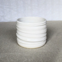 Maasta Ceramics LAINE Utensil drying jar