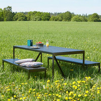 Priima Kaluste RIMA outdoor table and 2 benches