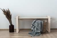 OUTLET OHTO Nordic Home Design -LUOTO bench
