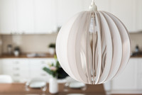 OHTO Nordic Home -HELMI Design Lamp, white
