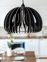 OHTO Nordic Home -KAJO Design Lamp, black