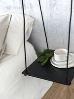 OHTO Nordic Home -KAITA Hanging side table, black
