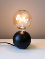 QUU DESIGN, QUU Tablelamp , black