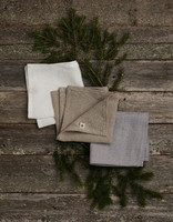 HEMPEA Maares napkin, many size and colors