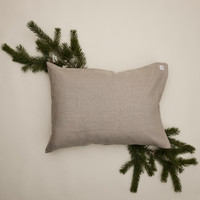 HEMPEA Nuvvus large pillow case 60x80 cm
