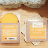 VUOHELMA Shampoo piece and conditioner piece set