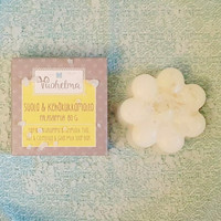 VUOHELMA Piece of soap Salt & Marigold