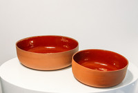 Heli Rööm Design Bowl, terracotta