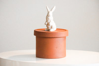 Heli Rööm Design Rabbit Spice Jar