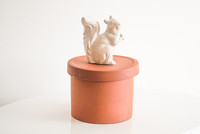 Heli Rööm Design Squirrel Spice Jar