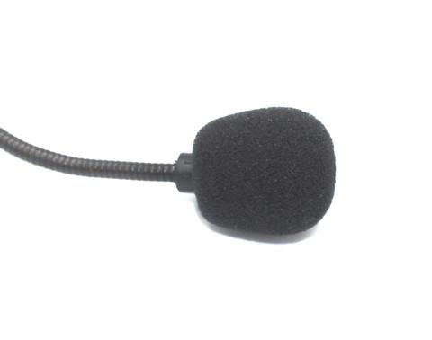 Headset -mikrofonin tuulisuoja S