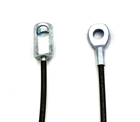 R2 - sylinteripääte + silmukkapääte