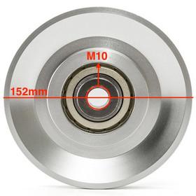 Taljapyörä 150, alumiini