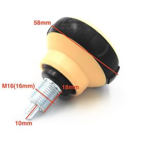 Pop pin säätöruuvi M16 x 18