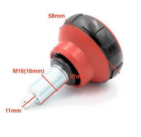 Pop pin säätöruuvi M16 x 27