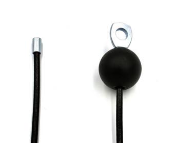 C2 - lieriöpääte, pieni - silmukkapääte / pallo -