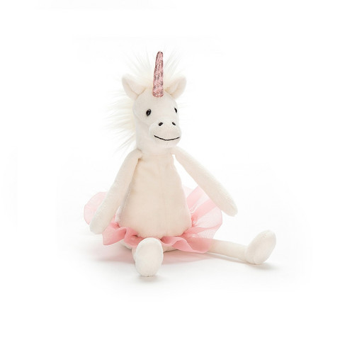 Dancing Darcey Unicorn -Jellycat