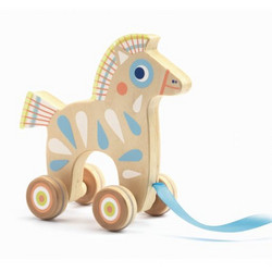 Puinen hevonen -Djeco