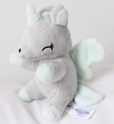 Baby unicorn -harmaa, Melootka