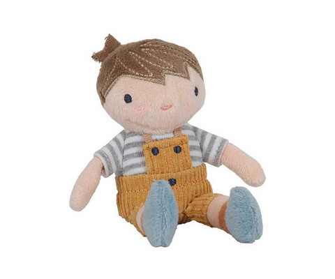 Little Dutch Cuddle doll Jim, 10cm