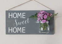 Home Sweet Home -kyltti