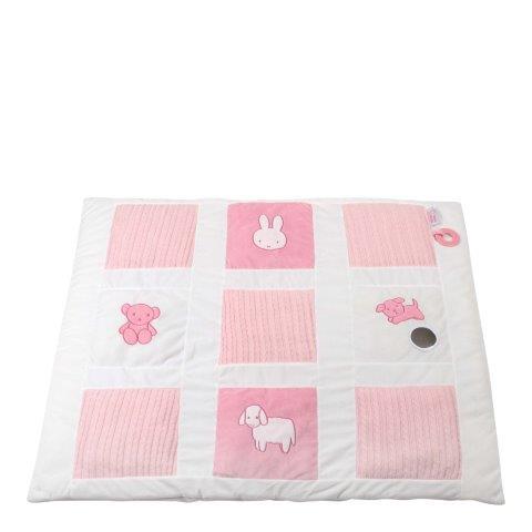 Miffy -leikkimatto, vaaleanpunainen