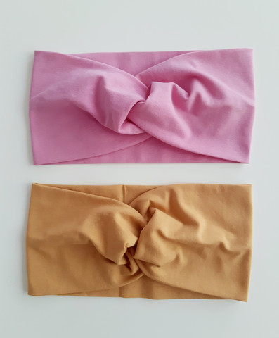 Solmupanta (S-koko), vaaleanpunainen tai okra