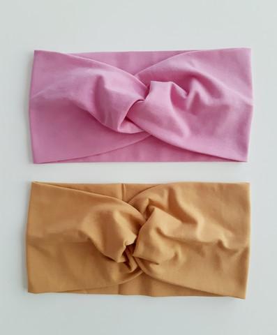 Solmupanta (M-koko), vaaleanpunainen tai okra