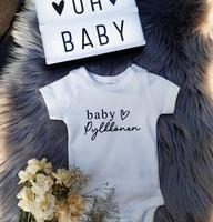 Baby 'sukunimi' -silityskuva